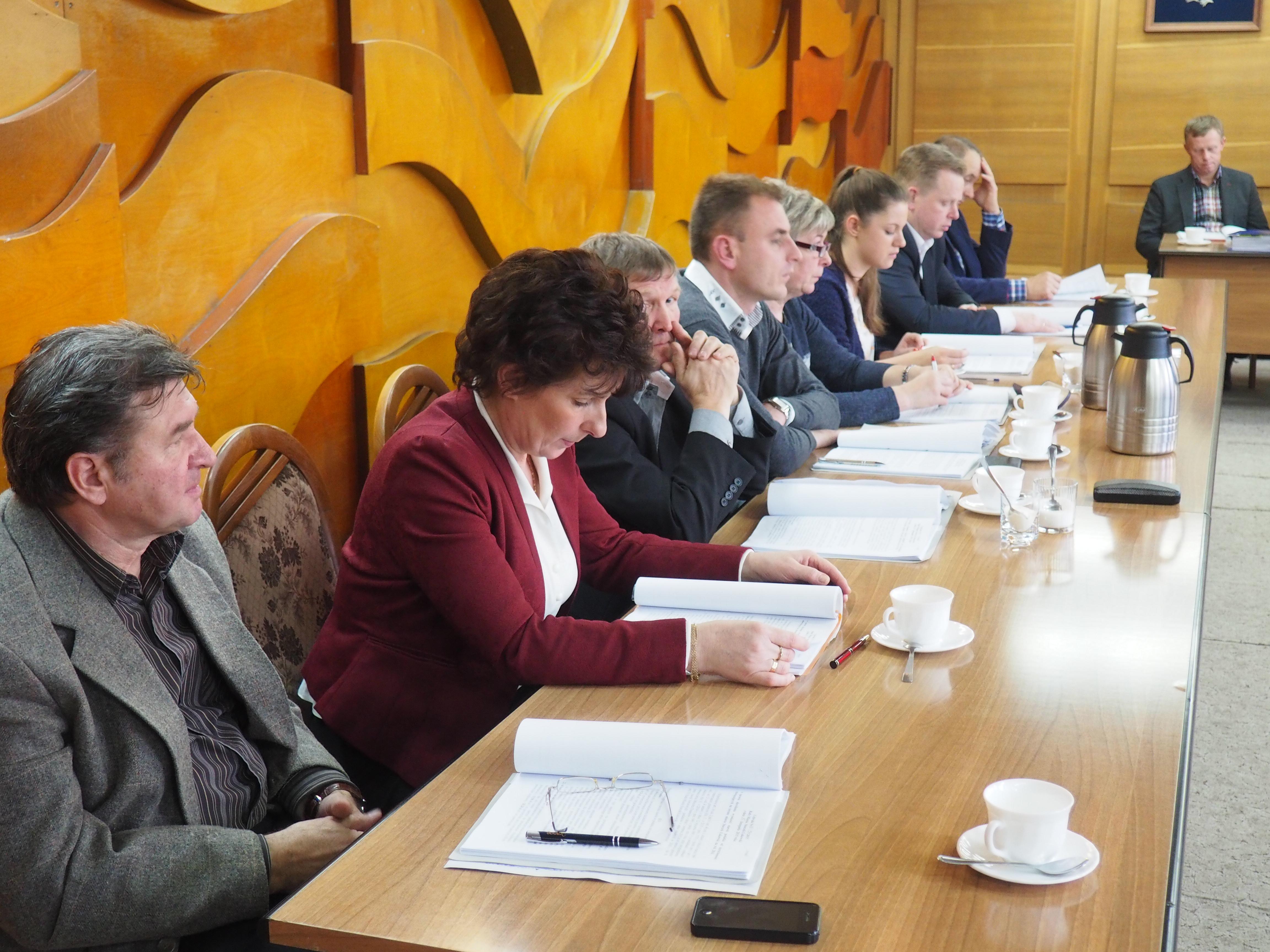 Sesja Rady Miasta Stoczek Łukowski