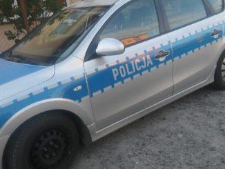 radiowóz stoczek policja