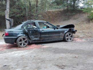wypadek zabiele