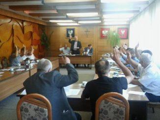 XXIV Sesja Rady Gminy w piątek